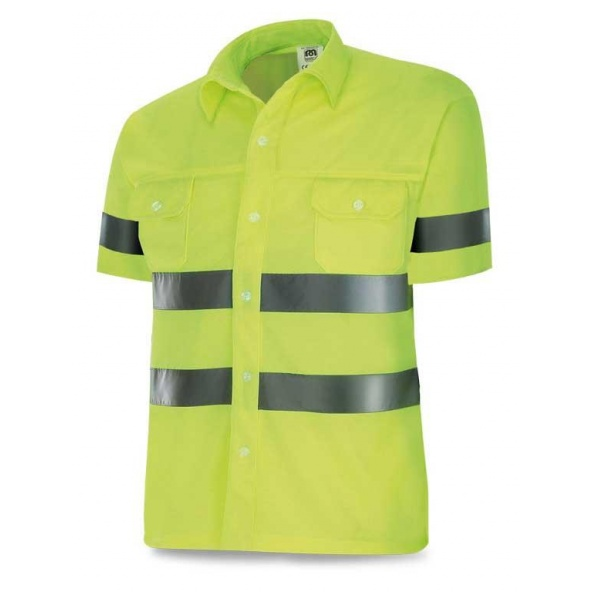 Comprar Camisa De Alta Visibilidad Manga Corta 1288-Cafymc barato