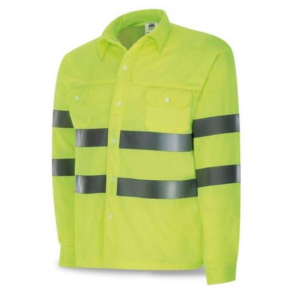 Comprar Camisa De Alta Visibilidad Manga Larga 1288-Cafyml barato