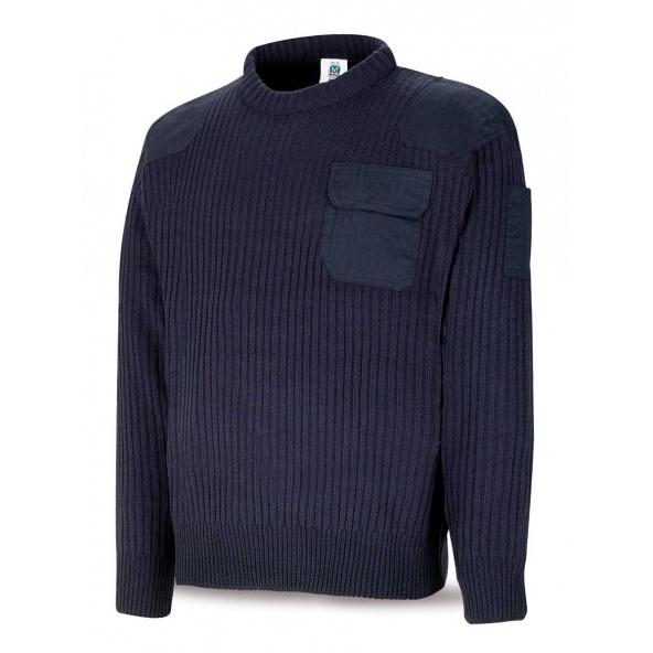 Comprar Jersey Tipo Policía Azul 1288-Jna barato