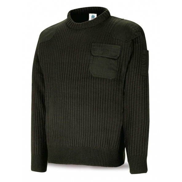 Comprar Jersey Tipo Policía Verde 1288-Jnv barato