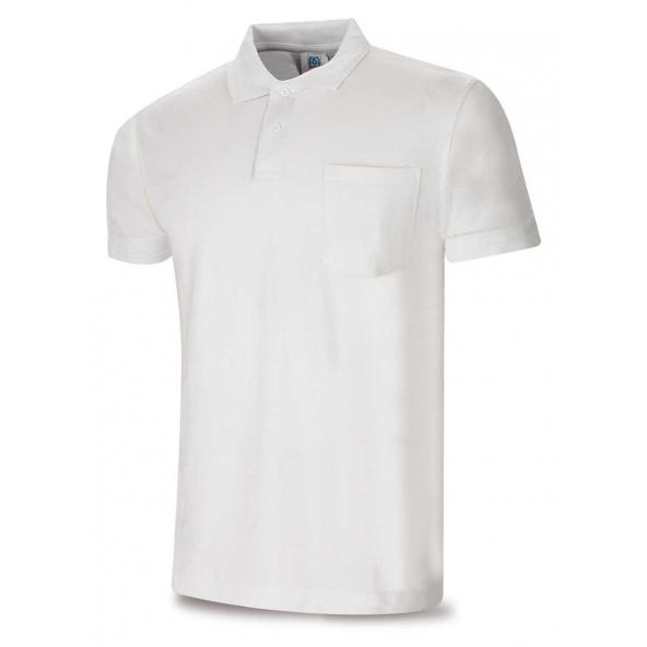 Comprar Polo Algodón Blanco 1288-Polb barato