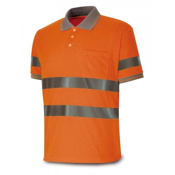 Comprar Polo Alta Visibilidad Naranja Fluor 1288-Polfnn barato
