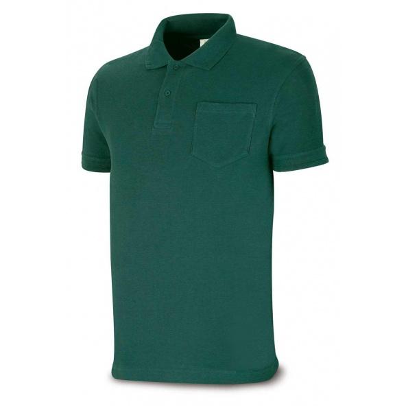 Comprar Polo Algodón Verde 1288-Polv barato