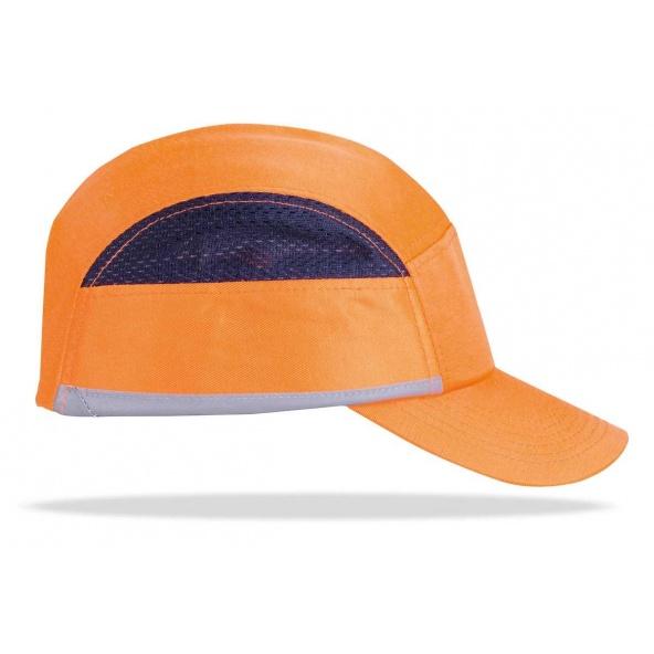 Comprar Gorra Protectora Pro Alta Visibilidad Naranja 2088-Gp Pro Avn