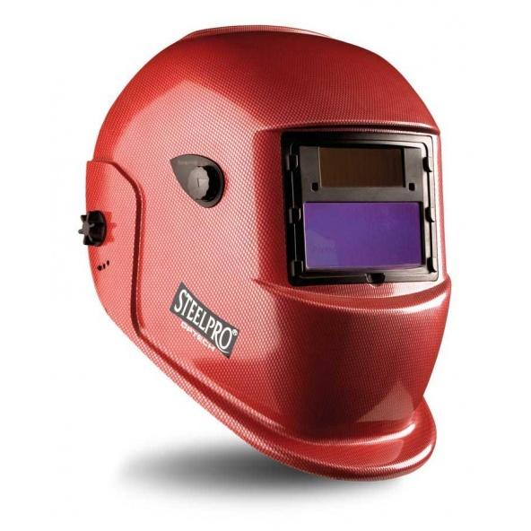 Comprar Pantalla Soldadura Electronica Optech Rojo 2188-Pse R barato