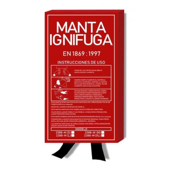 Comprar Manta Ignífuga Apaga Fuegos 2388-M (S) barato