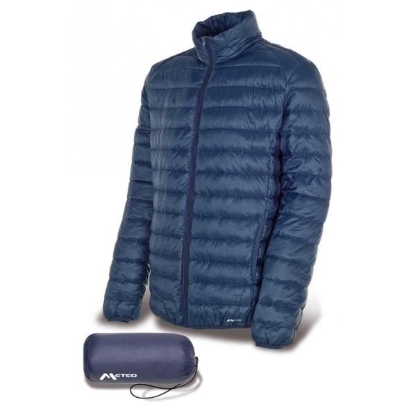 Comprar Cazadora Abrigo Plumas Azul Marino 288-Ctm Am barato