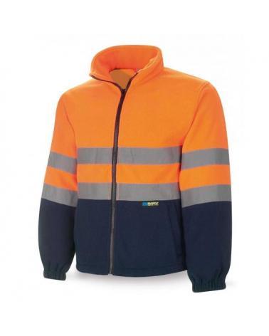 Comprar Forro Polar Alta Visibilidad Naranja Azul 288-Fpfn/A Mix barato