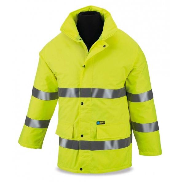 Comprar Parka Fluorescente Amarilla 288-Pfe barato