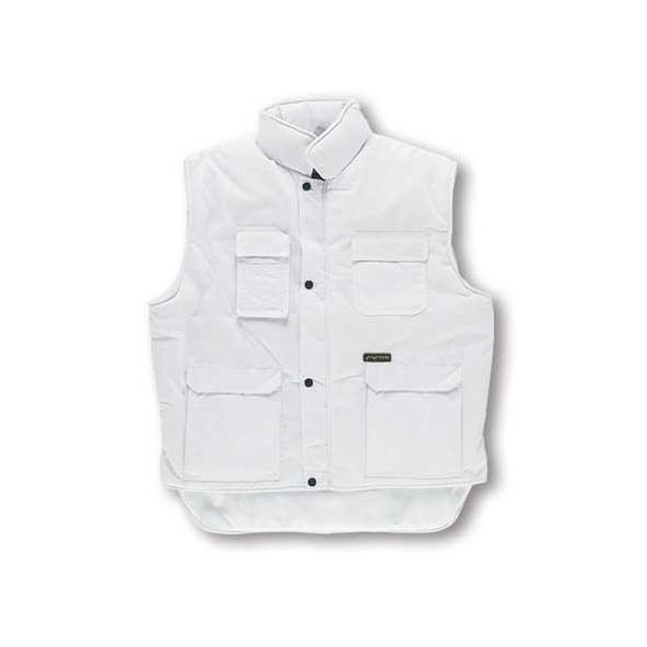 Comprar Chaleco Multibolsillo Blanco 288-Vmb barato