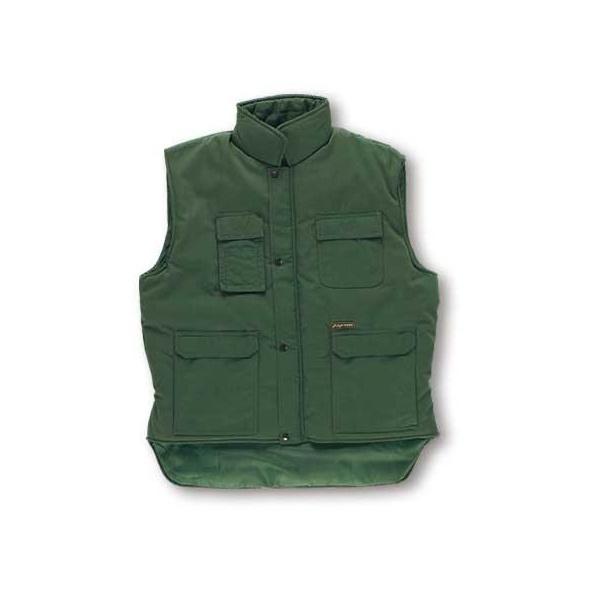 Comprar Chaleco Multibolsillos Verde 288-Vmv barato