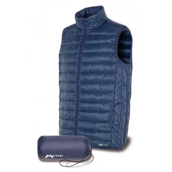 Comprar Chaleco Abrigo Plumas Azul Marino 288-Vtm barato