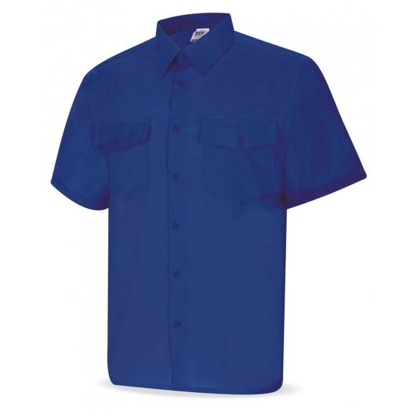 Comprar Camisa Tergal Azulina M/Corta 388-Camc barato