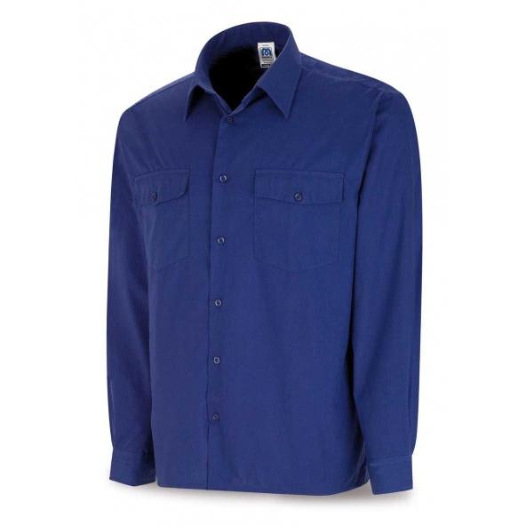 Comprar Camisa Tergal Azulina M/Larga 388-Caml barato