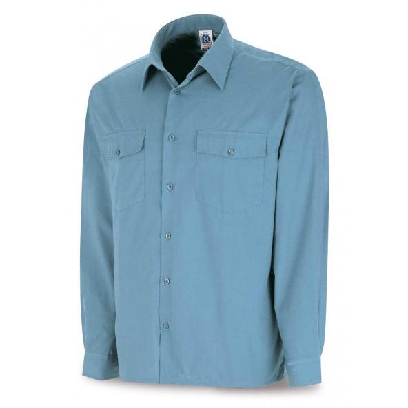 Comprar Camisa Tergal Celeste M/Larga 388-Ccml barato