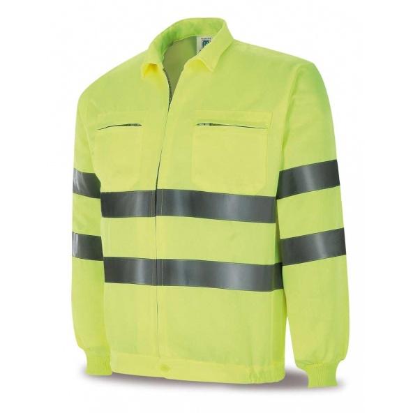 Comprar Cazadora Alta Visibilidad Amarilla 388-Cfye barato