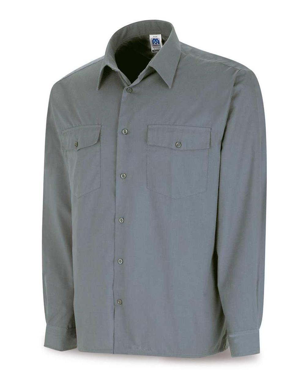 Comprar Camisa Tergal Gris M/Larga 388-Cgml barato