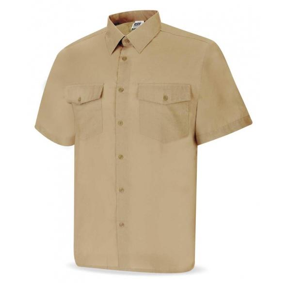 Comprar Camisa Tergal Beige M/Corta 388-Cmmc barato