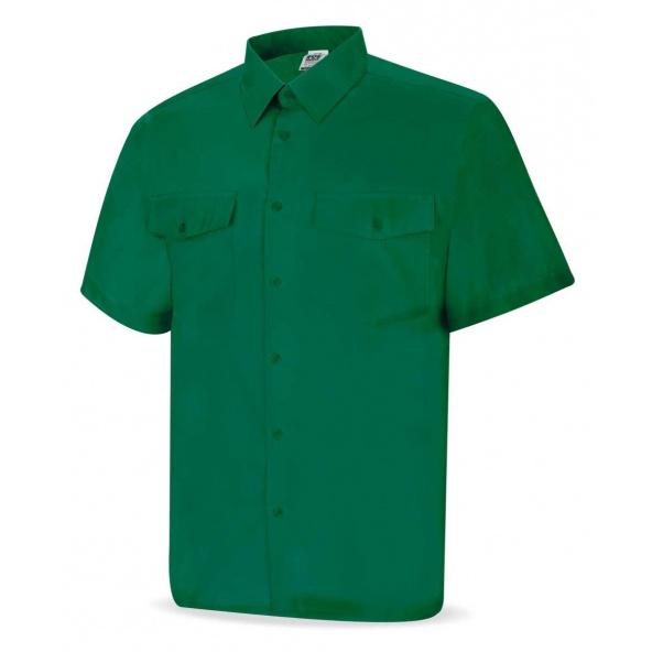 Comprar Camisa Tergal Verde M/Corta 388-Cvmc barato