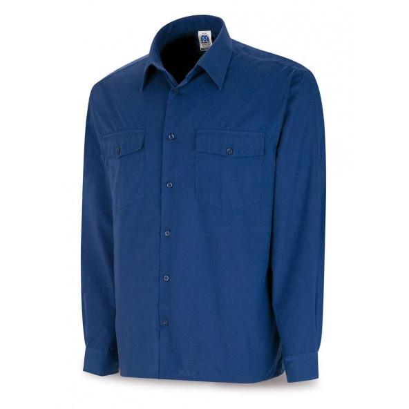 Comprar Camisa Algodón Azulina M/Larga 388-Cxml barato