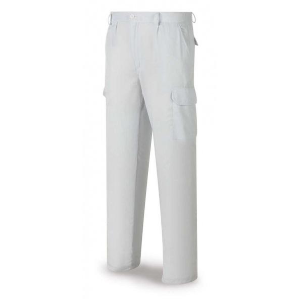 Comprar Pantalón Tergal Blanco 388-Pb barato