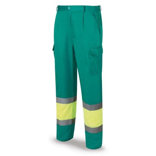 Comprar Pantalón Alta Visibilidad Amarillo Verde 388-Pfy/V barato