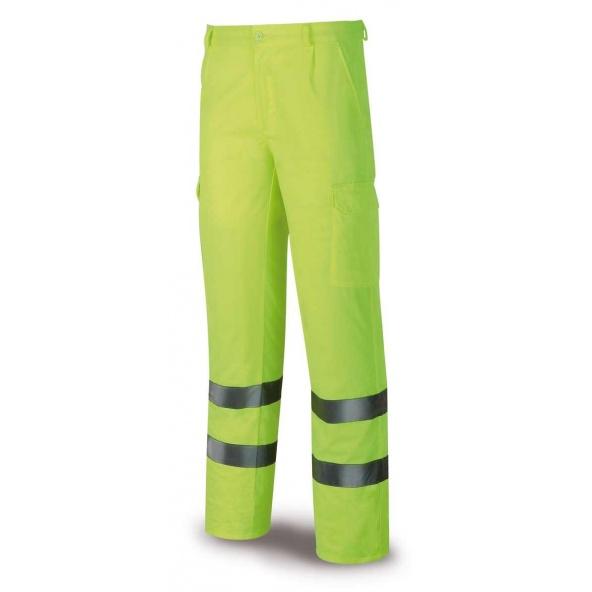 Comprar Pantalón Alta Visibilidad Amarillo 388-Pfye