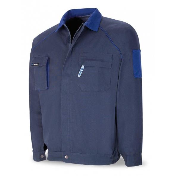 Comprar Cazadora Algodón Supertop Azul Marino 488-Cam Suptop barato