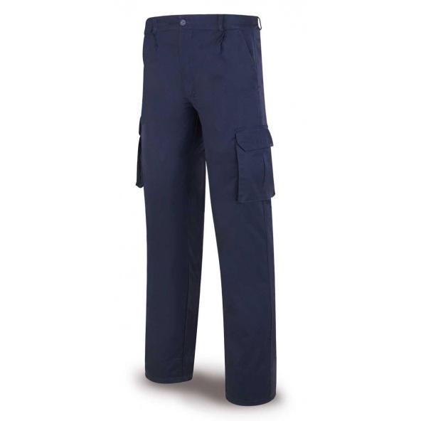 Comprar Pantalón Algodón 1ª Azul Marino 488-Pa Top