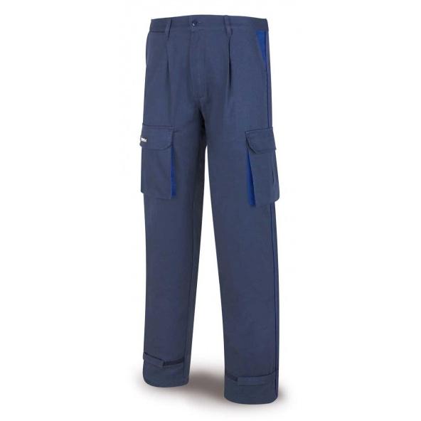 Comprar Pantalón Algodón Supertop Azul Marino 488-Pam Suptop barato