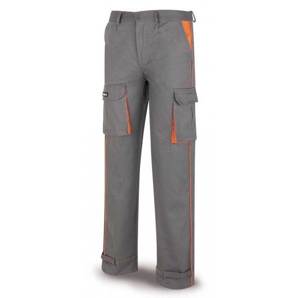 Comprar Pantalón Algodón Supertop Gris 488-Pg Suptop barato