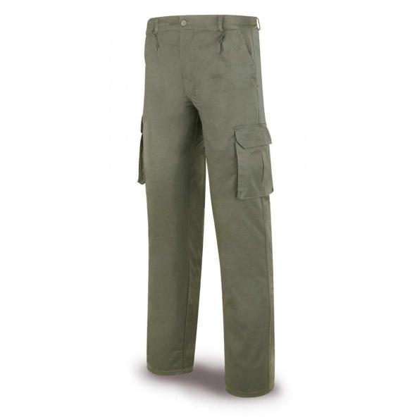 Comprar Pantalón Tergal 1ª Gris 488-Pg Top barato