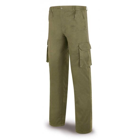 Comprar Pantalón Tergal 1ª Beige 488-Pm Top barato