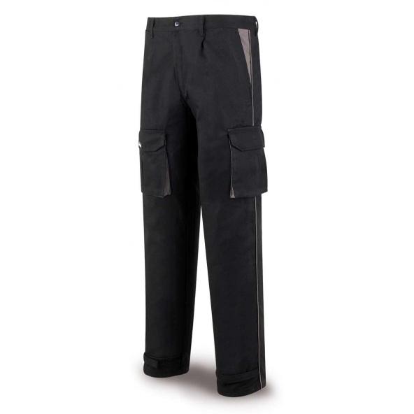Comprar Pantalón Algodón Supertop Negro 488-Pn Suptop barato