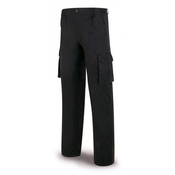 Comprar Pantalón Tergal 1ª Negro 488-Pn Top barato