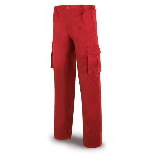 Comprar Pantalón Tergal 1ª Rojo 488-Pr Top barato