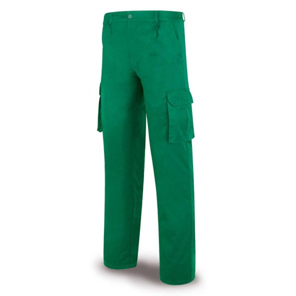 Comprar Pantalón Tergal 1ª Verde 488-Pv Top barato