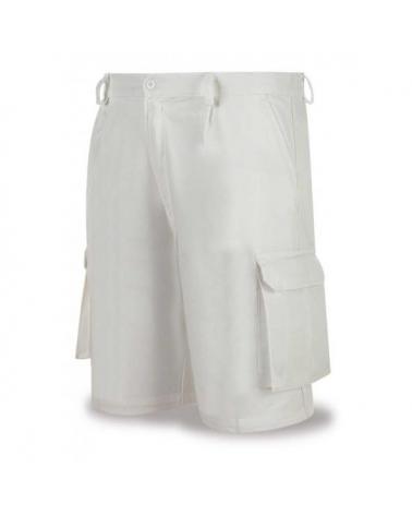 Comprar Bermudas Algodón 1ª Blanca 488-Sb Top barato