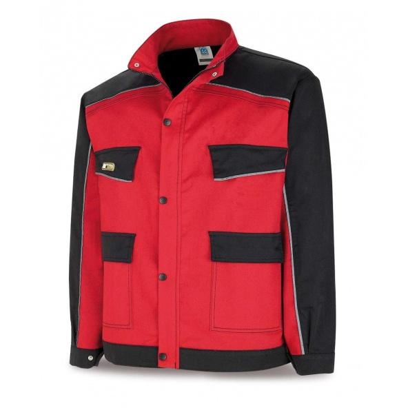 Comprar Cazadora Roja/Negra Pro 588-Crn barato