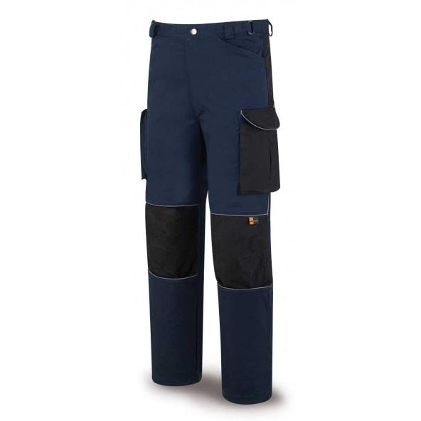 Comprar Pantalón Tergal Azul/Negro Sport 588-Pan barato