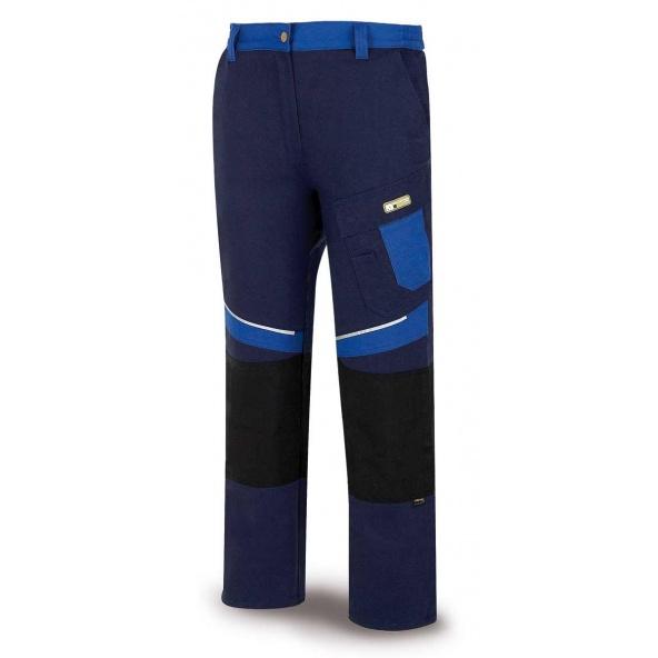 Comprar Pantalón Azul Marino/Azulina Pro 588-Paza