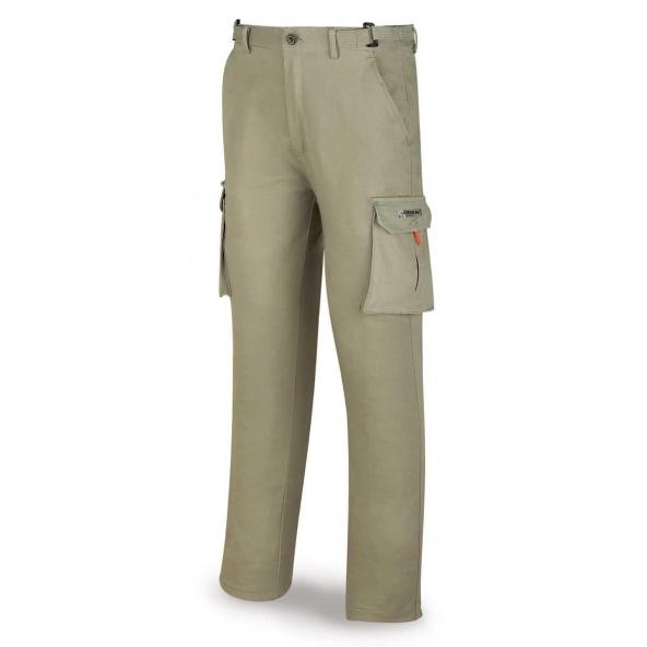 Comprar Pantalón Elástico Caqui 588-Pelastk barato