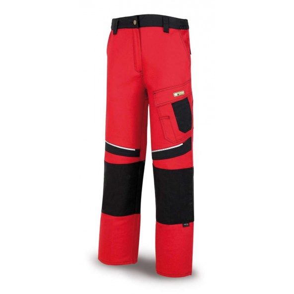 Comprar Pantalón Rojo/Negro Pro 588-Prn