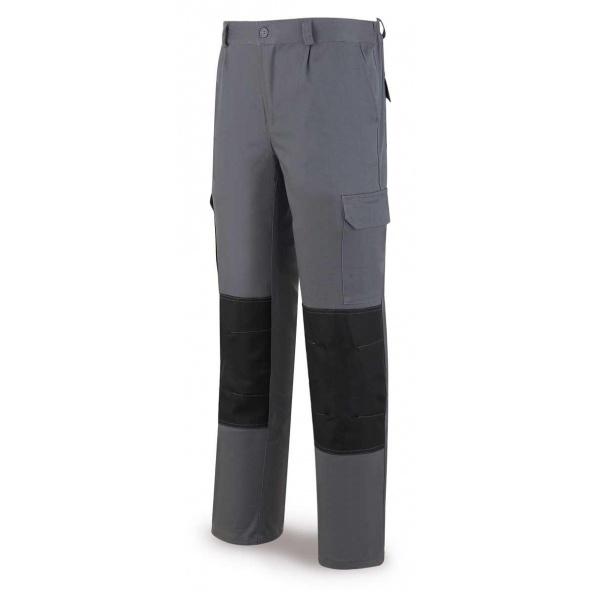 Comprar Pantalón Elástico Stretch Gris 588-Pstg