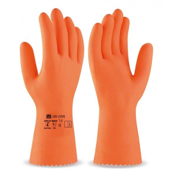 Comprar Guante De Latex Tipo Industrial 688-Ldn/N barato