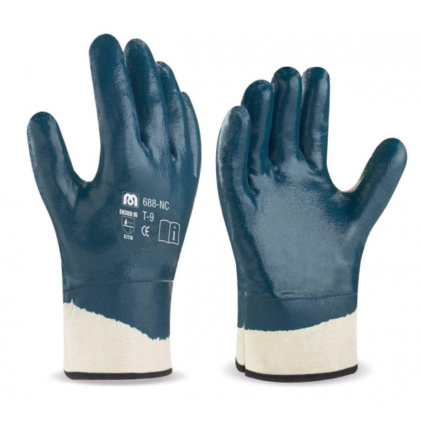 Comprar Guante Nitrilo Azul Cubierto 688-Nc barato