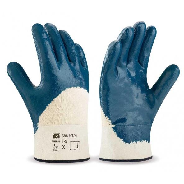 Comprar Guante Nitrilo Azul Transpirable 688-Nt/N barato