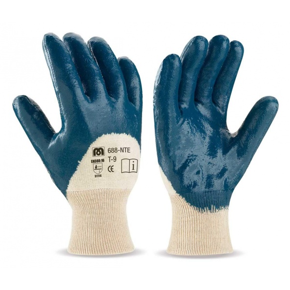 Comprar Guante Nitrilo Azul Transpirable 688-Nte barato