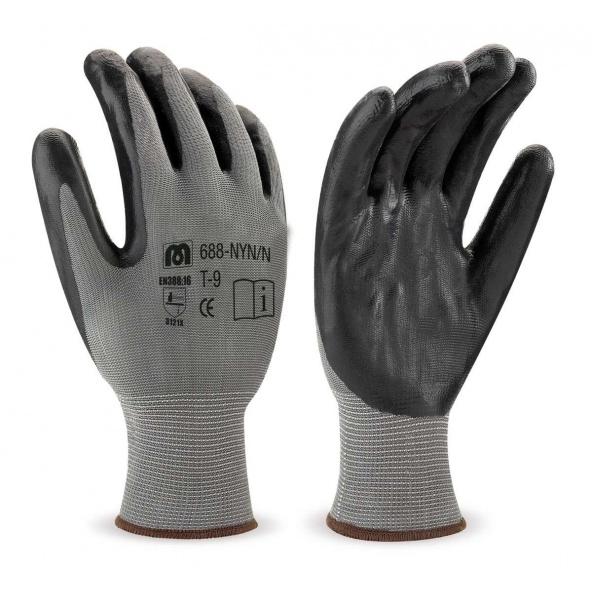 Comprar Guante Nylon Nitrilo Negro 688-Nyn/N barato