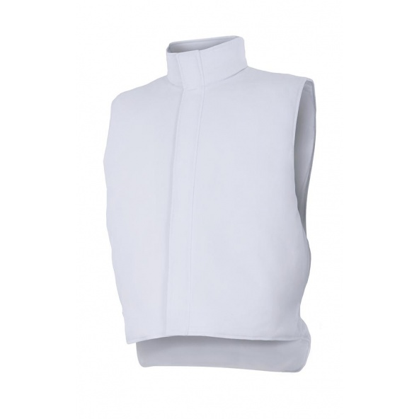Comprar Chaleco ambientes frios serie 255901 online barato Blanco